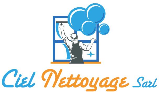 Ciel Nettoyage Logo